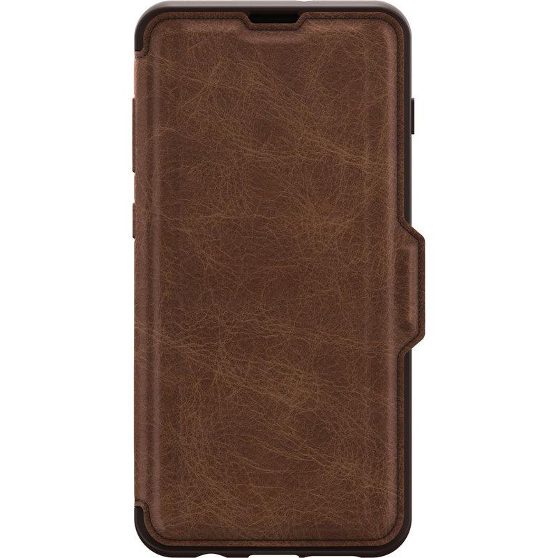 OtterBox Strada Booktype Samsung Galaxy S10 Plus - Bruin