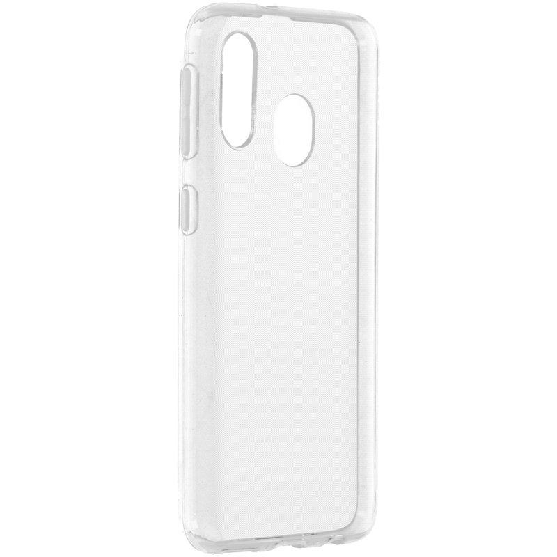 Softcase Backcover Samsung Galaxy A40 - Transparant