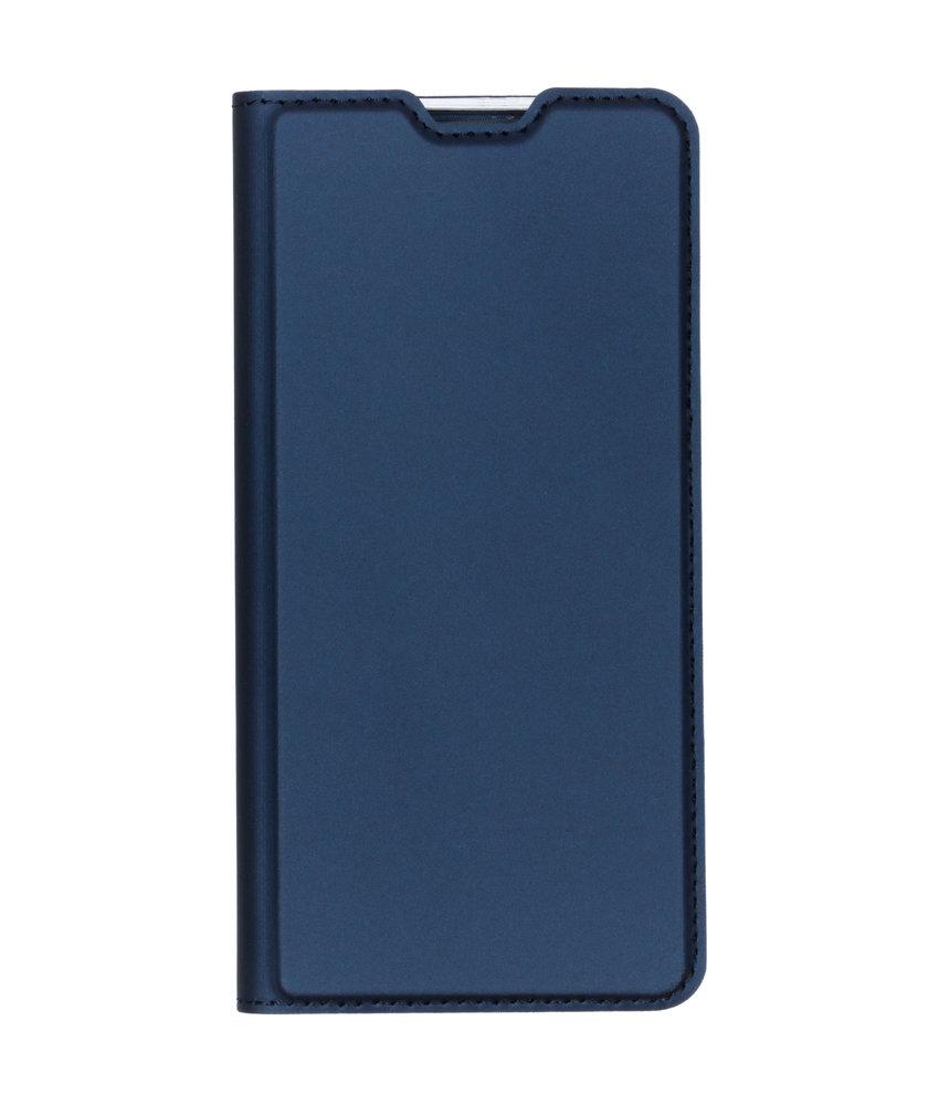 Dux Ducis Slim Softcase Booktype Motorola Moto G7 / G7 Plus - Blauw