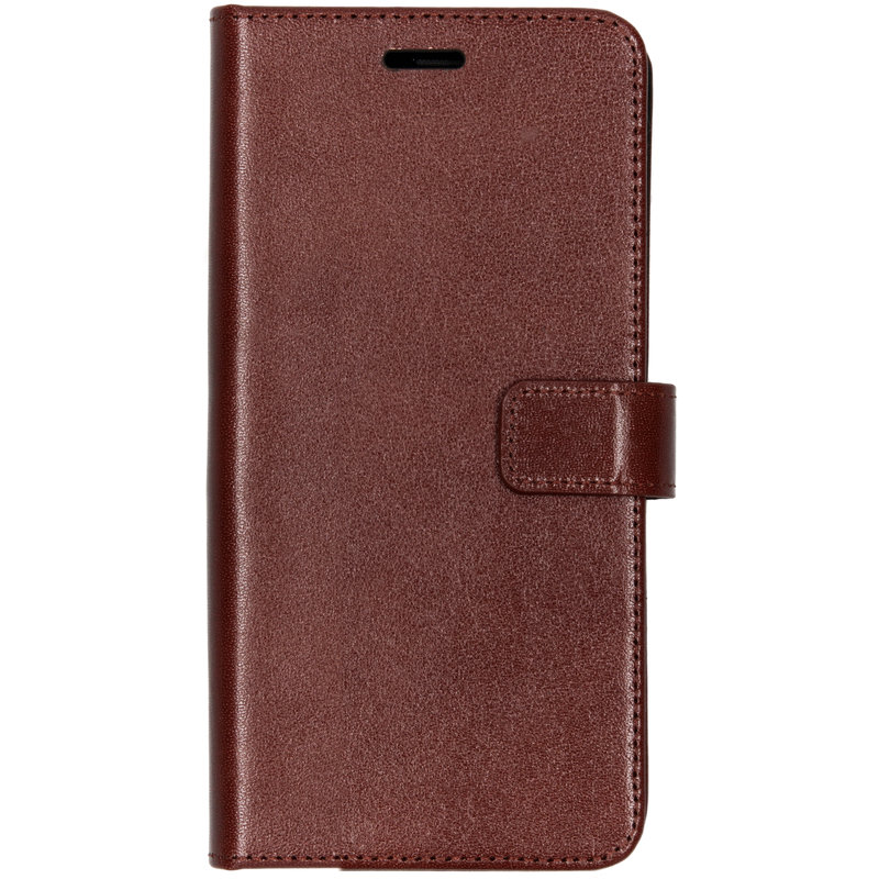 Valenta Leather Booktype Samsung Galaxy A7 (2018) - Bruin