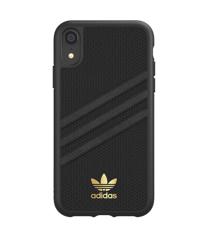 adidas Originals Samba Backcover iPhone Xr - Zwart