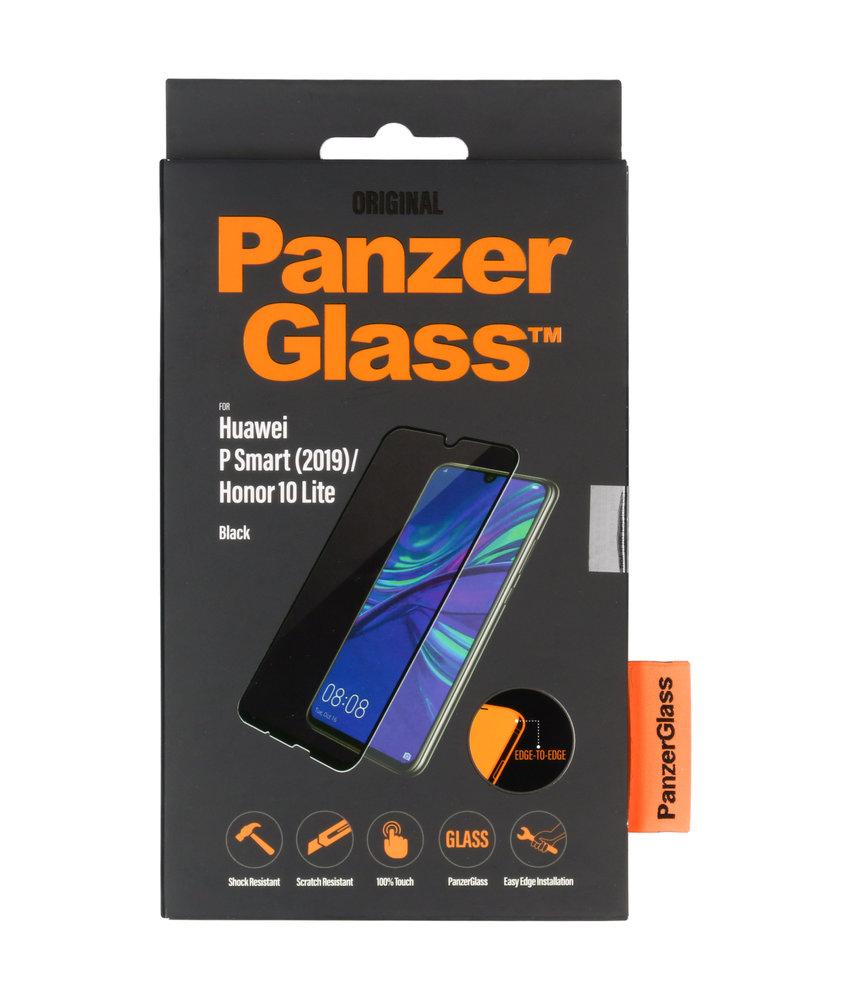 PanzerGlass Premium Screenprotector Huawei P Smart (2019) - Zwart