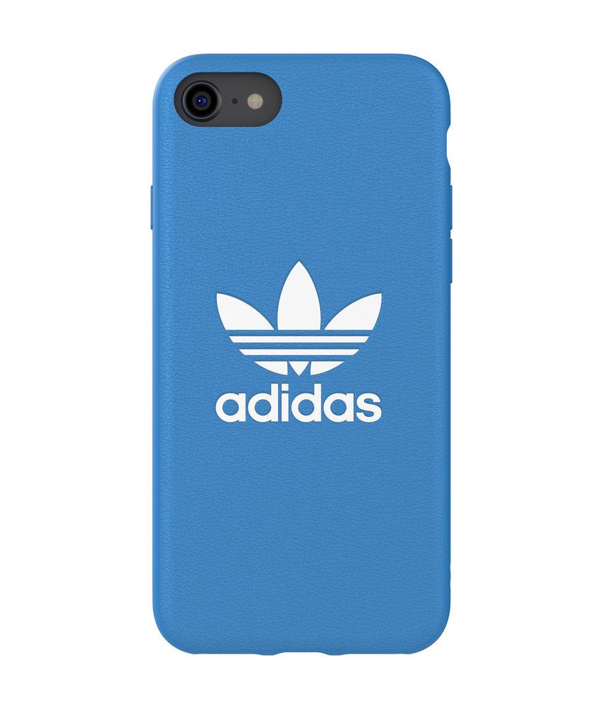 adidas Originals Basics Backcover iPhone 8 / 7 / 6s / 6 - Blauw