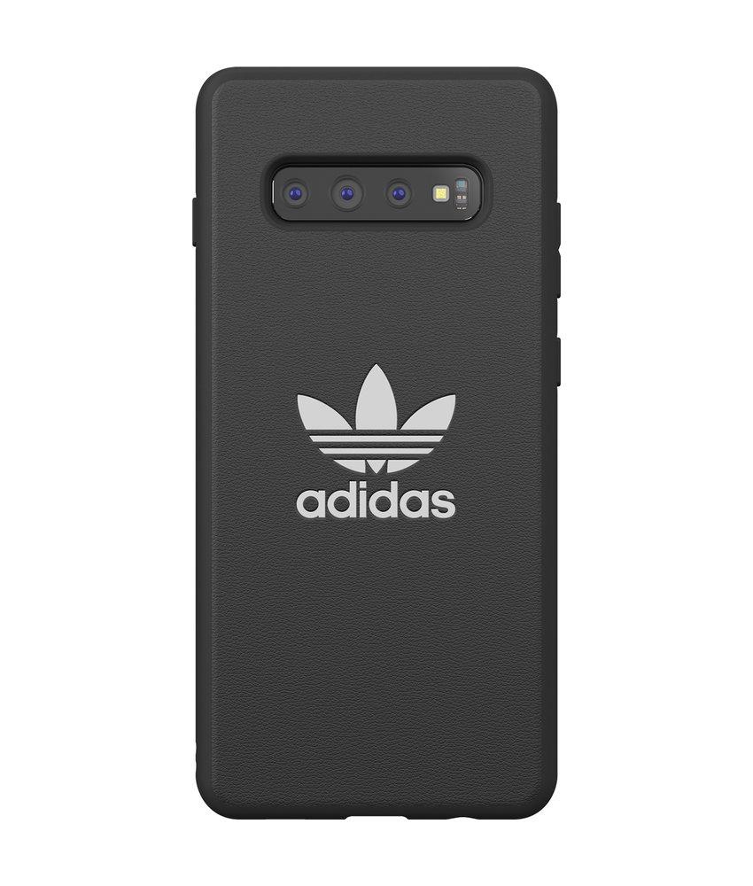 adidas Originals Basics Backcover Samsung Galaxy S10 Plus - Zwart