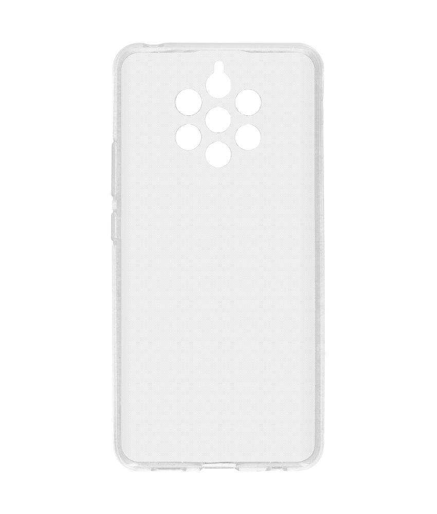 Softcase Backcover Nokia 9 PureView - Transparant