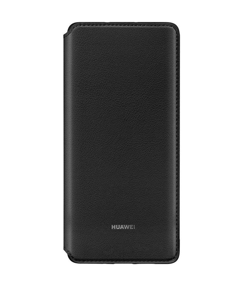 Huawei Wallet Booktype Huawei P30 Pro - Zwart