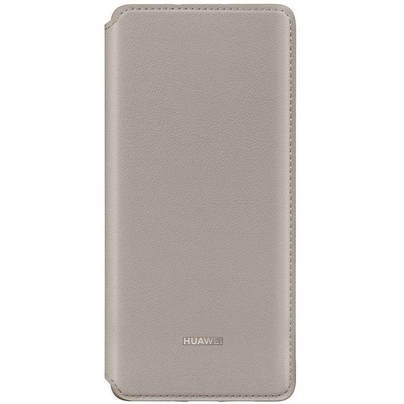 Huawei Wallet Booktype Huawei P30 Pro - Bruin
