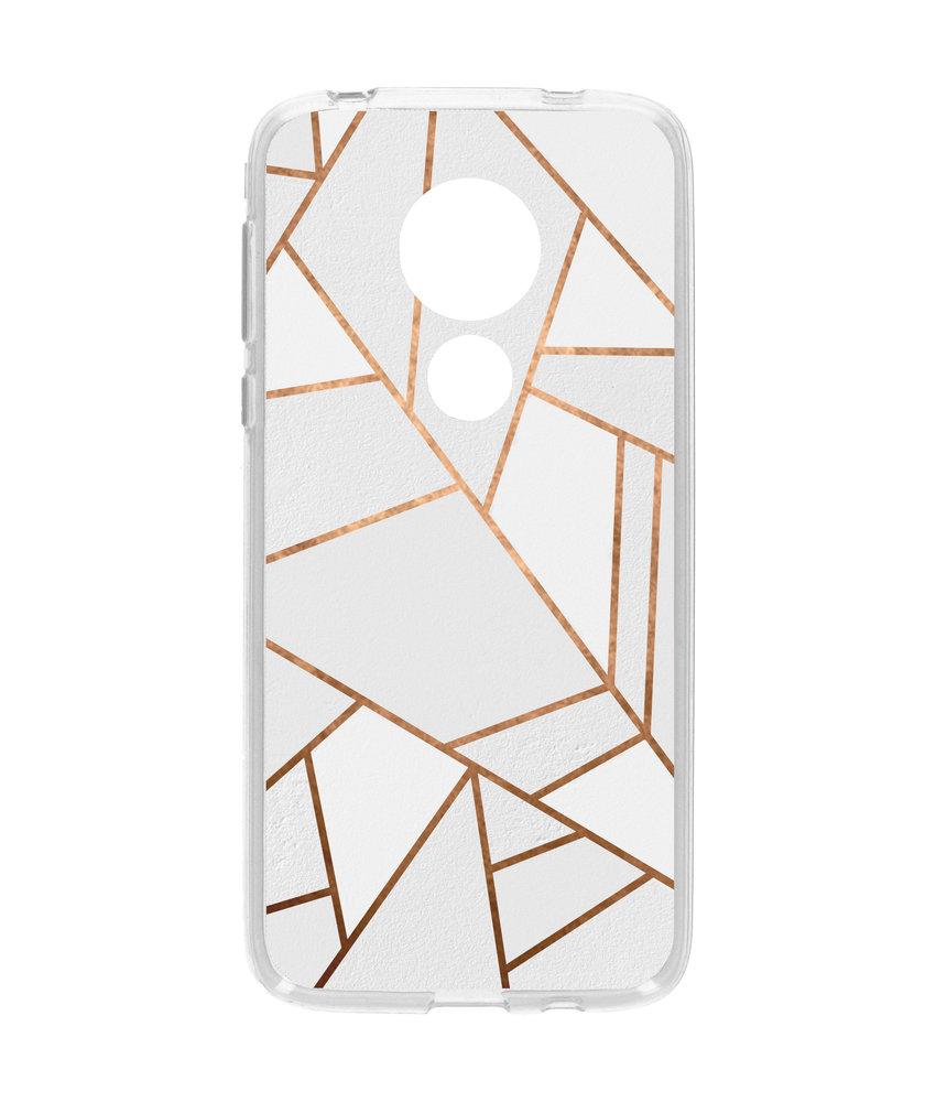 Design Backcover Motorola Moto G7 Power