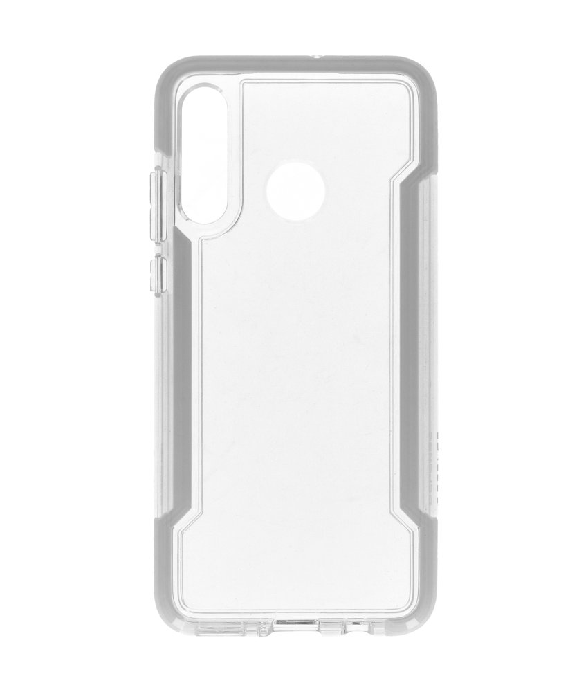 X-Doria Defense Clear Backcover Huawei P30 Lite - Wit