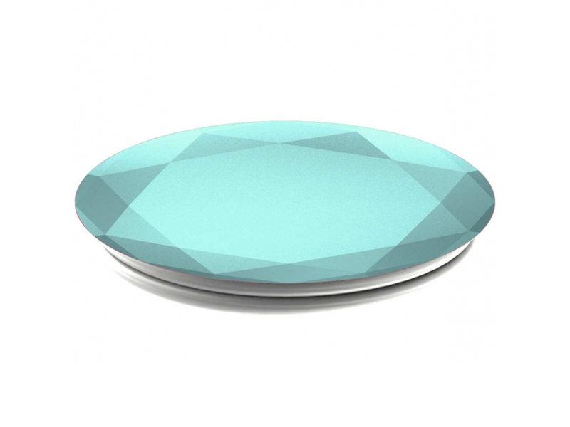 PopSockets Metallic Diamond - Turquoise
