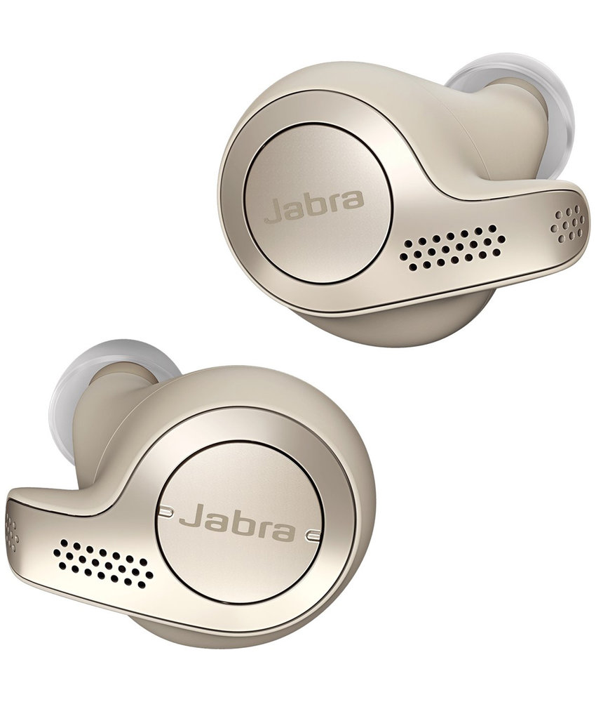 Jabra Elite 65t Bluetooth Headset - Goud