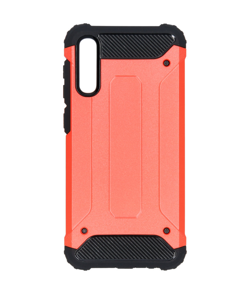 Rugged Xtreme Backcover Samsung Galaxy A50 - Rood