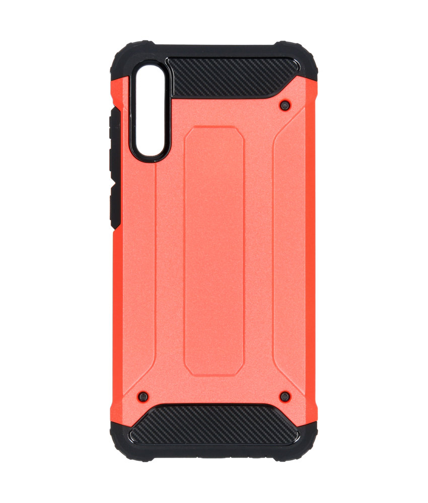 Rugged Xtreme Backcover Samsung Galaxy A70 - Rood