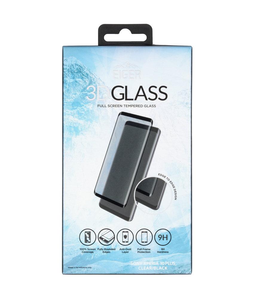 Eiger Edge to Edge Glass Screenprotector Sony Xperia 10 Plus