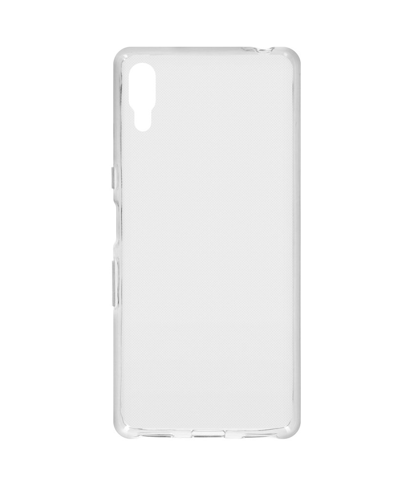 Softcase Backcover Sony Xperia L3 - Transparant
