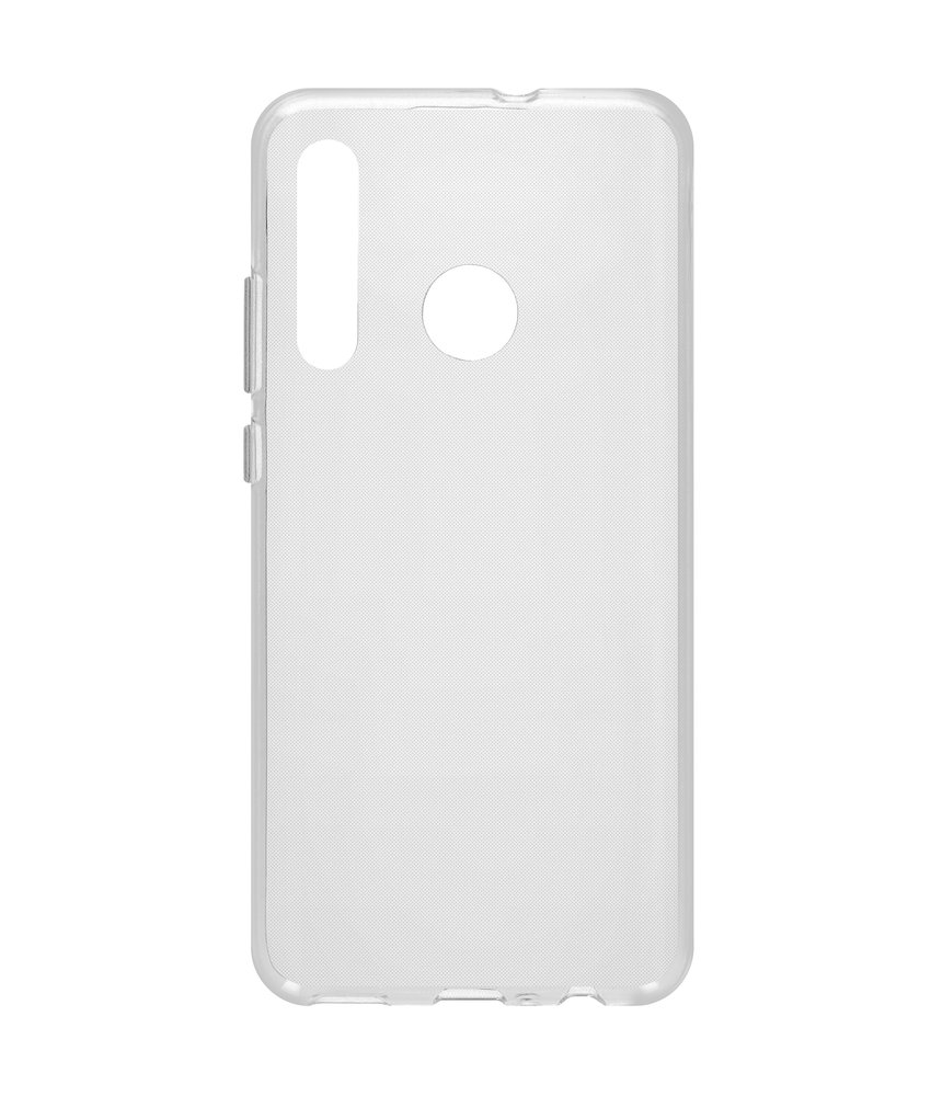 Softcase Backcover Huawei P Smart Plus (2019) - Transparant
