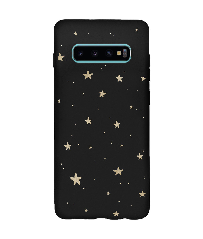 Design Backcover Color Samsung Galaxy S10 Plus