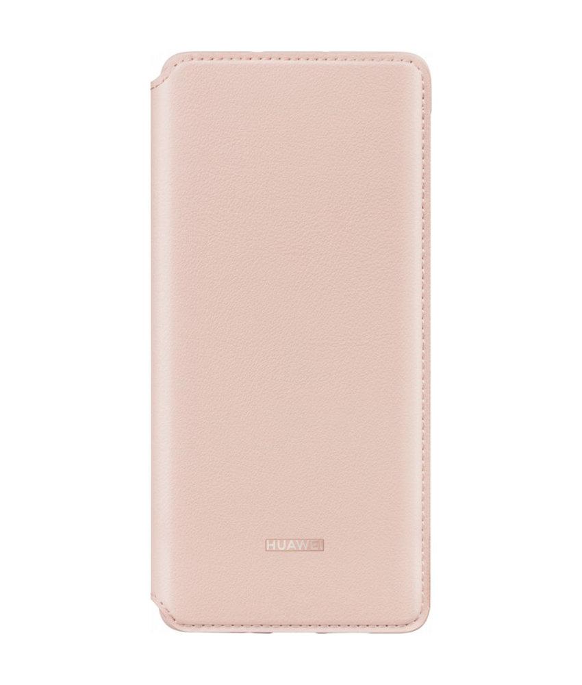 Huawei Wallet Booktype Huawei P30 Pro - Roze