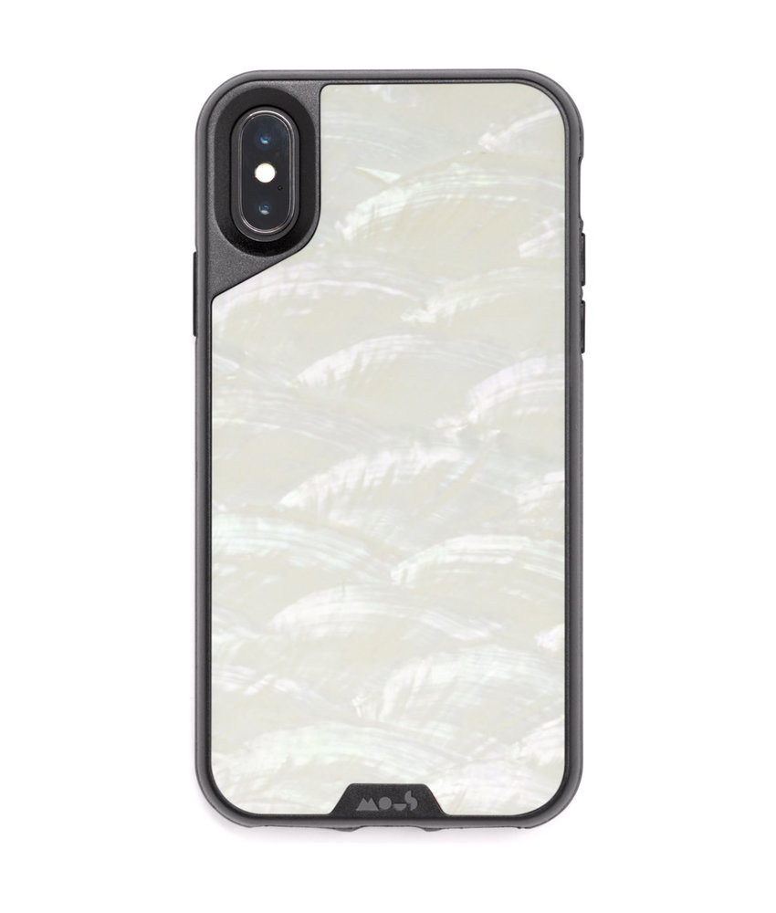 Mous Limitless 2.0 Case iPhone Xs / X - Sea Shell