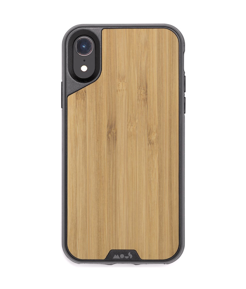 Mous Limitless 2.0 Case iPhone Xr - Bamboo