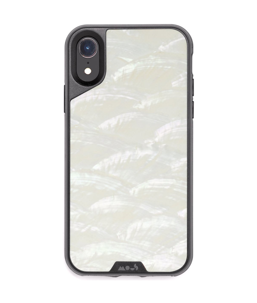 Mous Limitless 2.0 Case iPhone Xr - Sea Shell