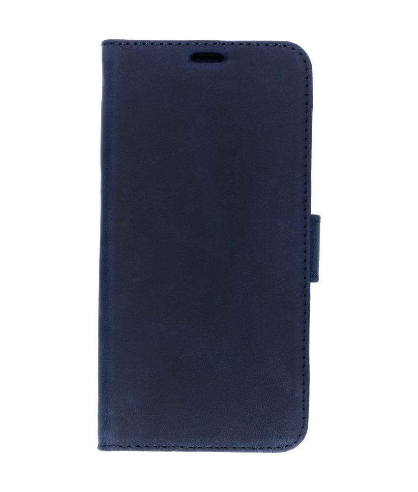 Valenta Classic Luxe Booktype Samsung Galaxy S10e - Blauw