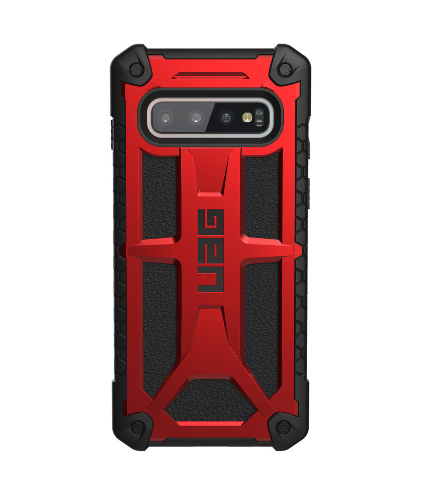 UAG Monarch Backcover Samsung Galaxy S10e - Rood