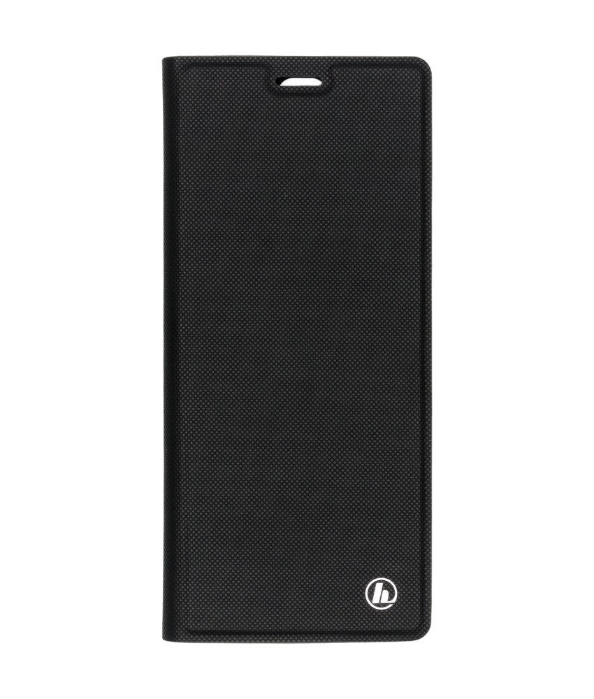 Hama Slim Pro Booktype Sony Xperia 10 Plus - Zwart