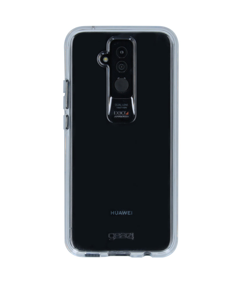 Gear4 Crystal Palace Backcover Huawei Mate 20 Lite - Transparant