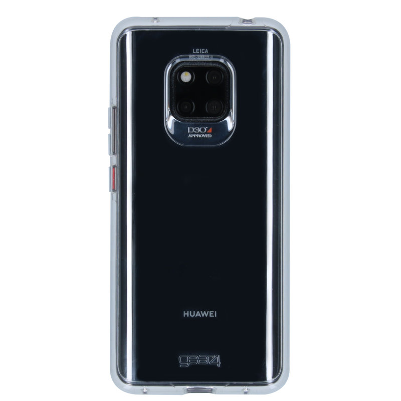 Gear4 Crystal Palace Backcover Huawei Mate 20 Pro - Transparant