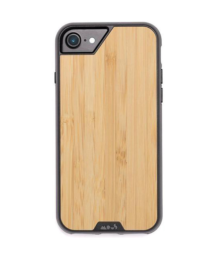 Mous Limitless 2.0 Case iPhone 8 / 7 / 6s / 6 - Bamboo
