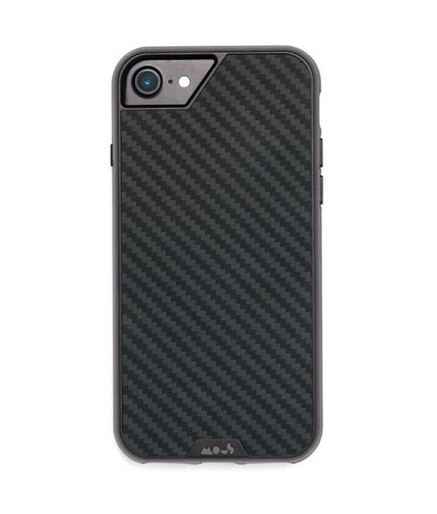 Mous Limitless 2.0 Case iPhone 8 / 7 / 6s / 6 - Carbon