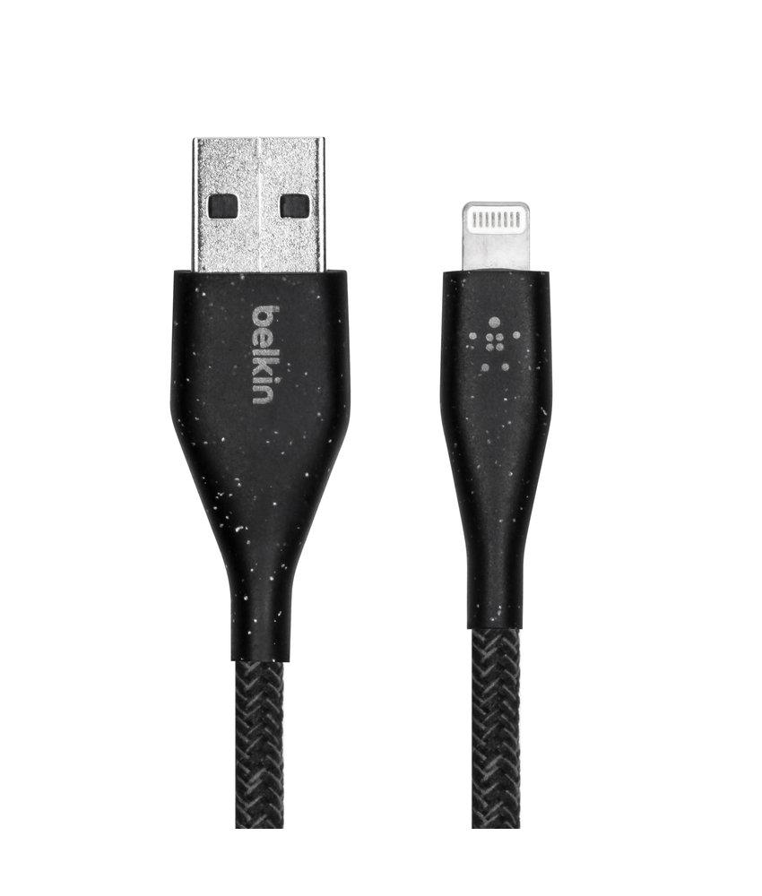 Belkin DuraTek Plus Lightning naar USB kabel - 1,2 meter