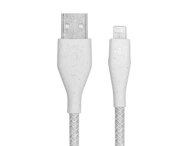 Belkin DuraTek Plus Lightning naar USB kabel - 3 meter