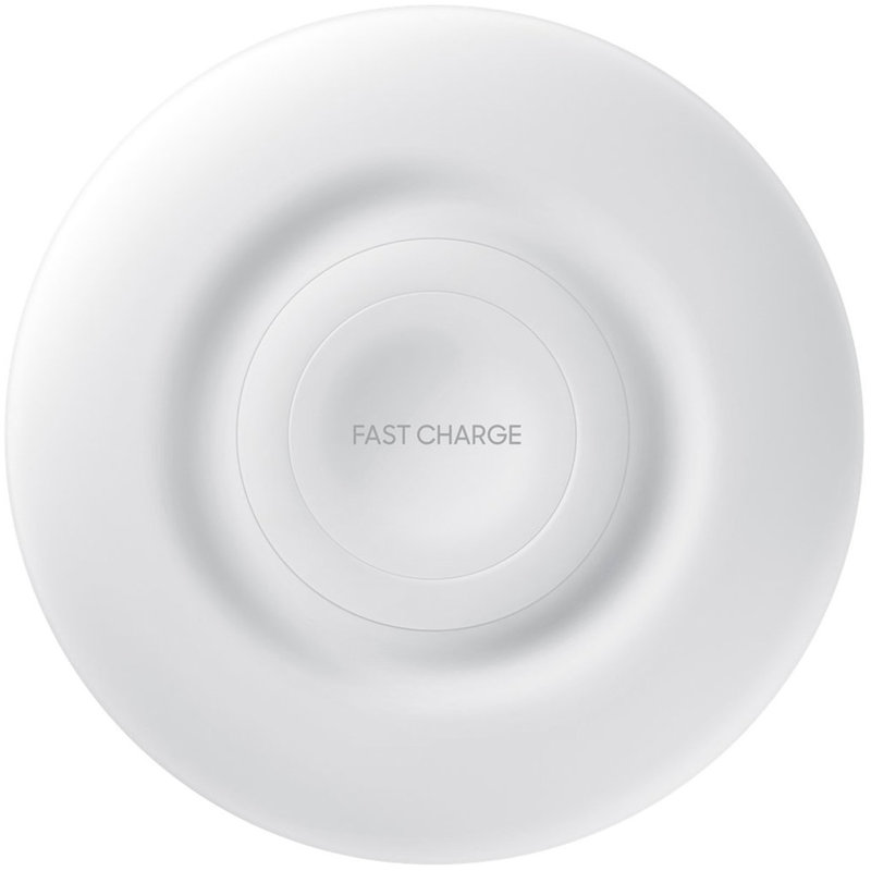 Samsung Fast Charge Wireless Charging Pad - Wit