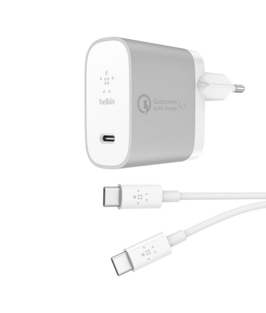 Belkin Boost↑Charge™ Thuislader + USB-C naar USB-C kabel