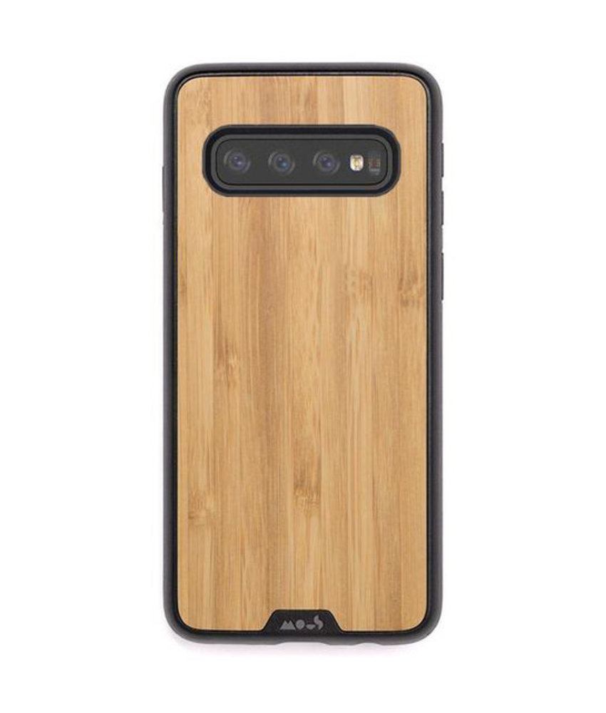 Mous Limitless 2.0 Case Samsung Galaxy S10 - Bamboo
