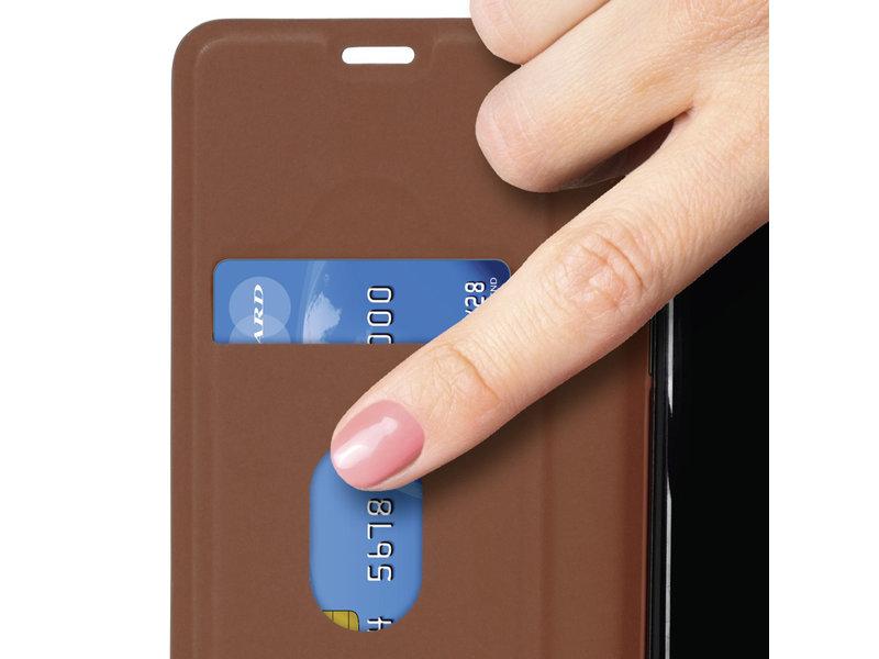 Samsung Galaxy A70 hoesje - Hama Guard Booktype voor