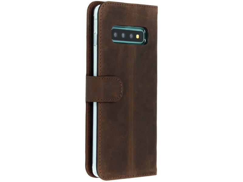 Samsung Galaxy S10 Plus hoesje - Valenta Classic Luxe Booktype