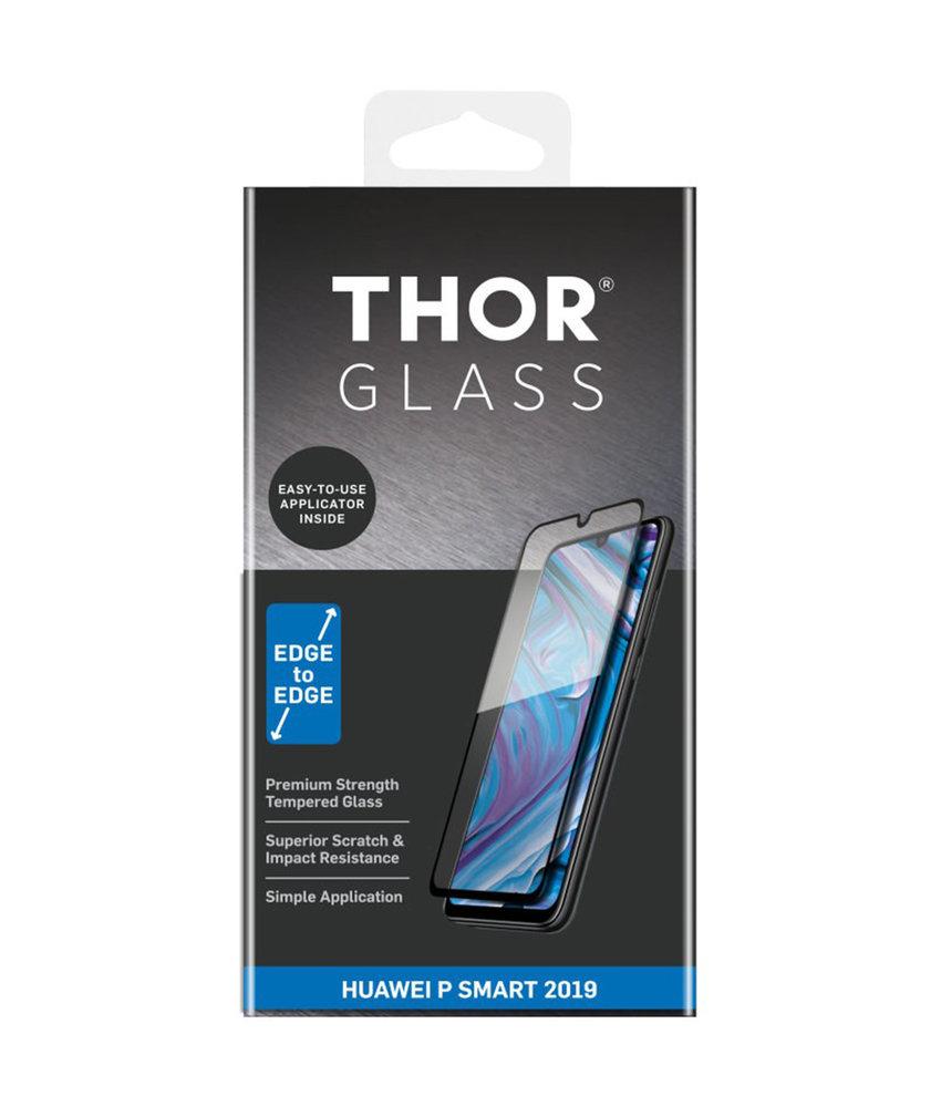 THOR Full Screenprotector + Apply Frame Huawei P Smart (2019)