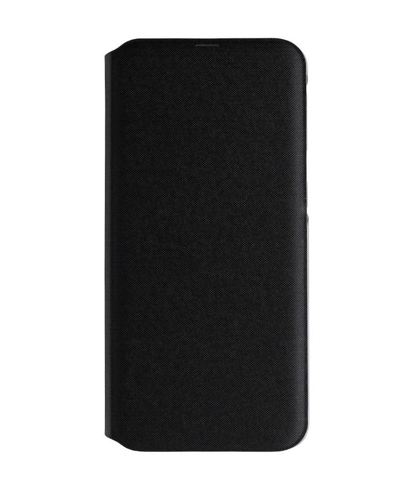 Samsung Wallet Booktype Samsung Galaxy A40 - Zwart