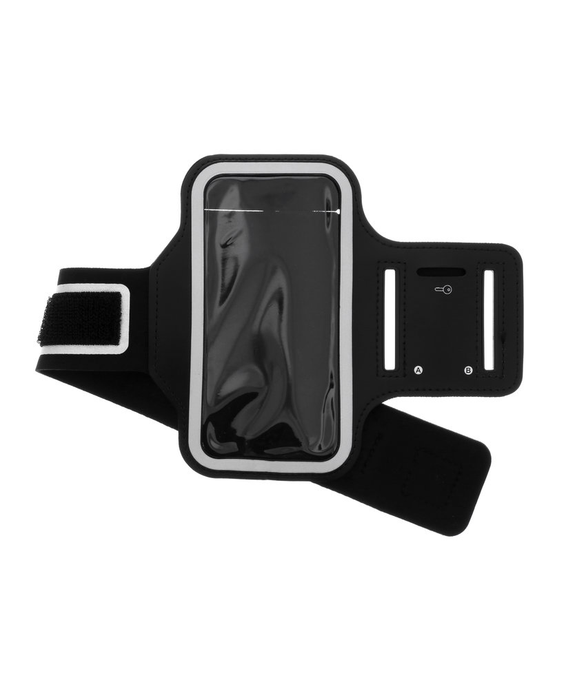 Sportarmband Samsung Galaxy A40 - Zwart