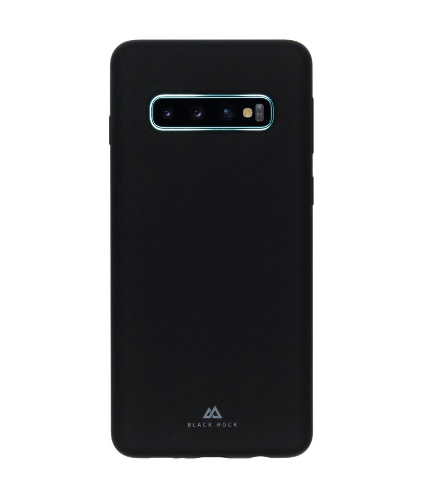 Black Rock Fitness Case Samsung Galaxy S10 - Zwart