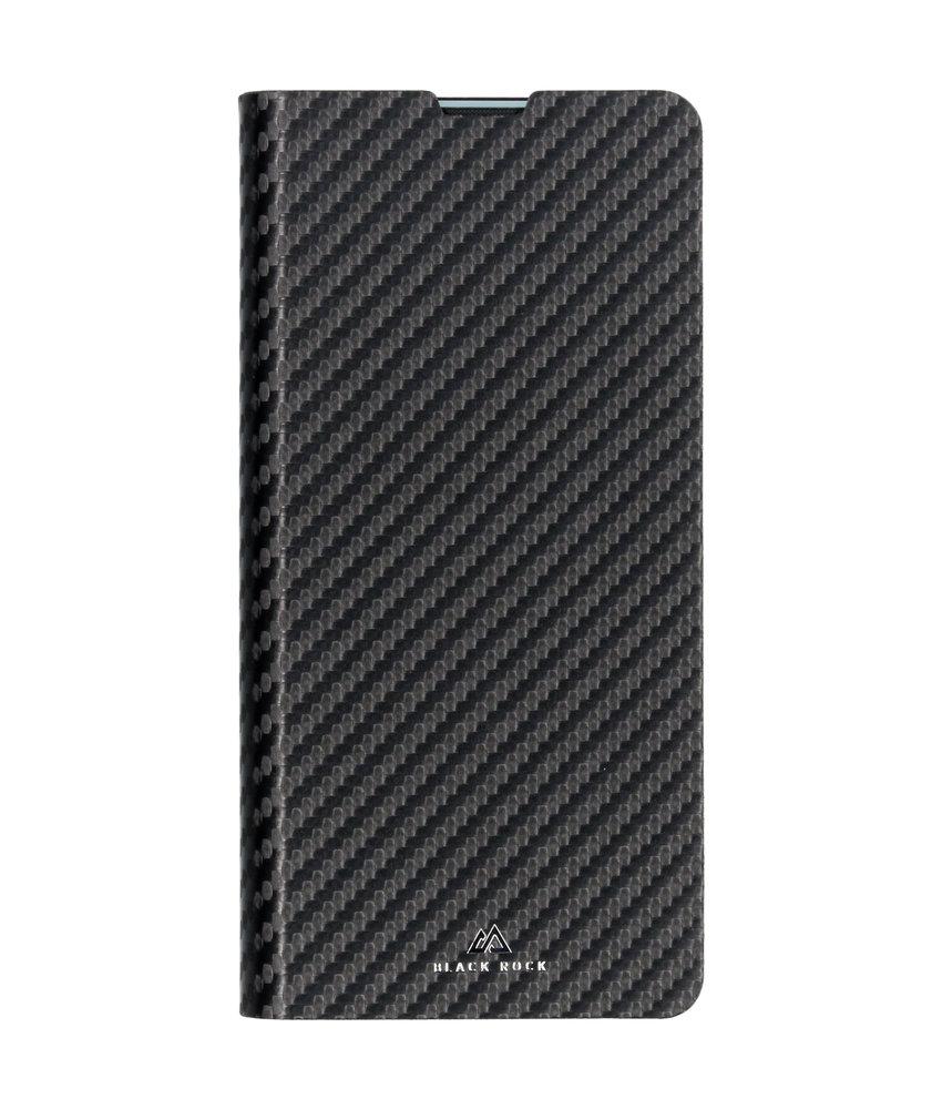 Black Rock Flex Carbon Booktype Samsung Galaxy S10 - Zwart