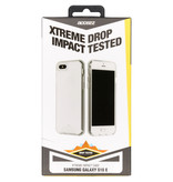 Accezz Xtreme Impact Backcover voor de Samsung Galaxy S10e - Transparant