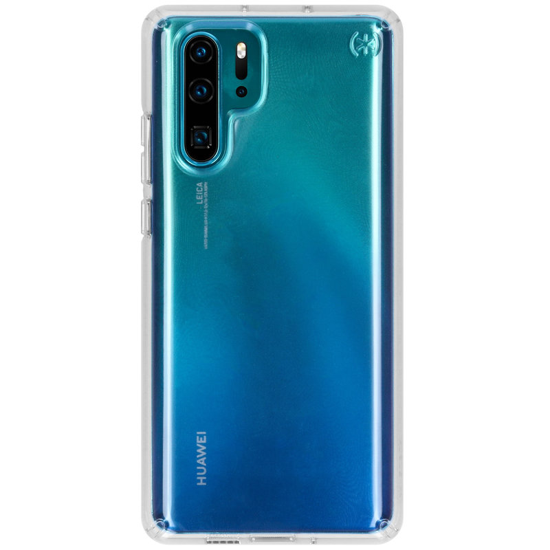 Speck Presidio Clear Backcover Huawei P30 Pro - Transparant