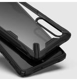 Ringke Fusion X Backcover voor de Huawei P30 - Zwart