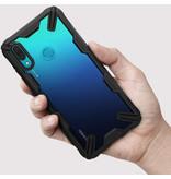 Ringke Fusion X Backcover voor de Huawei P30 Pro - Zwart