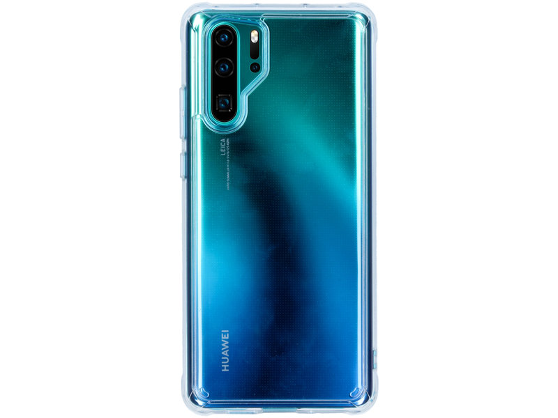 Huawei P30 Pro hoesje - Ringke Fusion Backcover voor