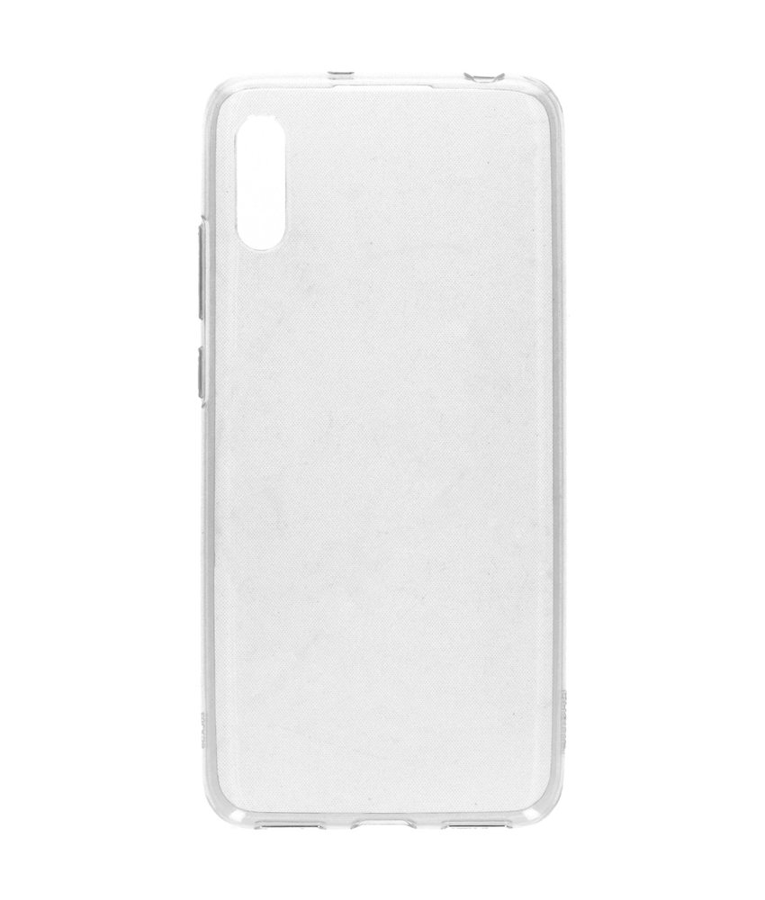 Huawei Soft Clear Backcover Huawei Y6 (2019) - Transparant